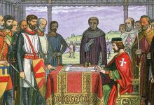 Photo of Magna Carta Libertatum